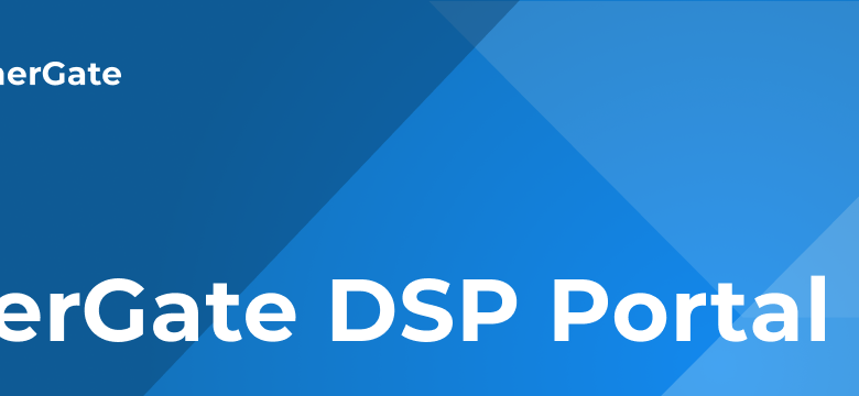 MinerGate DSP Portal  Essential elements of decreasing the